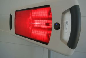 PHYSIObox Infrarotlampe
